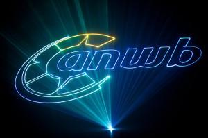 logo van de ANWB gefotografeerd door HE fotografie op een evenement met Eddy Zoey