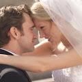 Gelukkig Bruidspaar